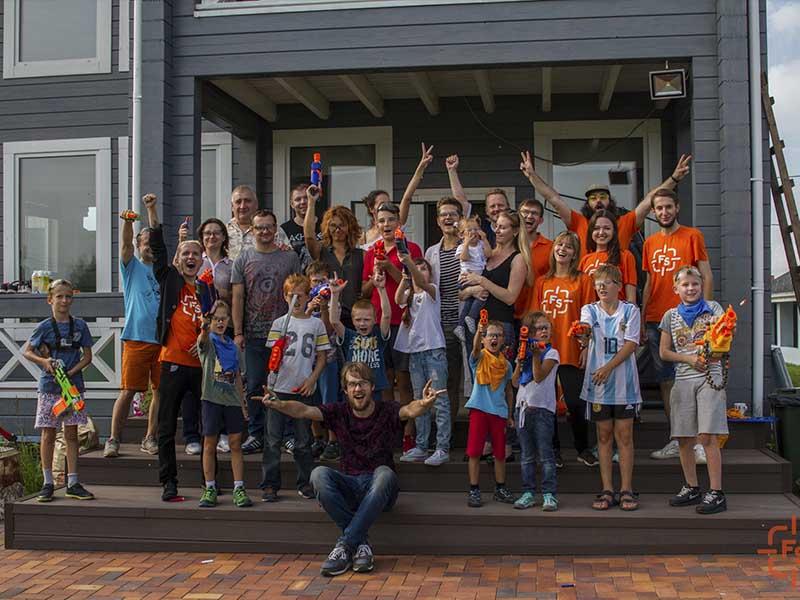 День Рождения для ребенка от 6 лет в Москве